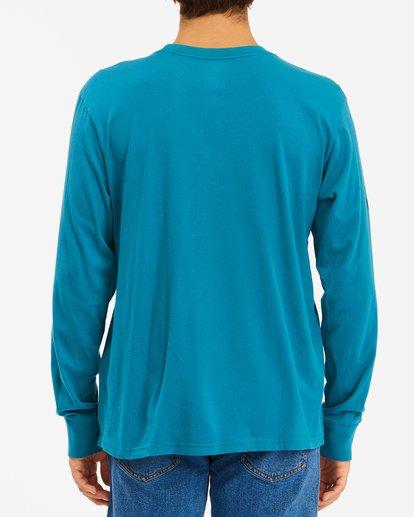 2 Wrangler Sunlight Long Sleeve T-Shirt Green ABYZT00581 Billabong
