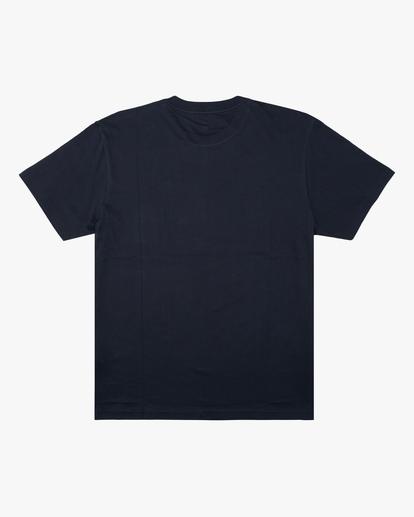 6 Budweiser Flag Short Sleeve T-Shirt Blue ABYZT00586 Billabong