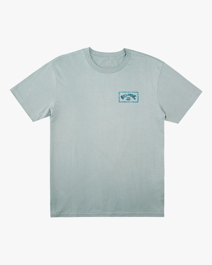 5 A/Div Arch Short Sleeve T-Shirt Green ABYZT00592 Billabong
