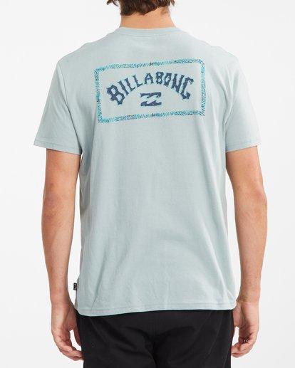 2 A/Div Arch Short Sleeve T-Shirt Green ABYZT00592 Billabong