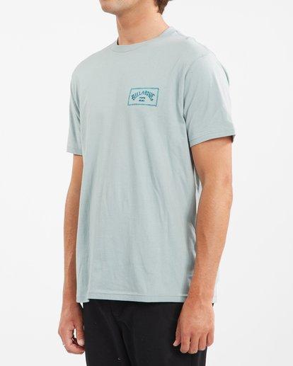 1 A/Div Arch Short Sleeve T-Shirt Green ABYZT00592 Billabong