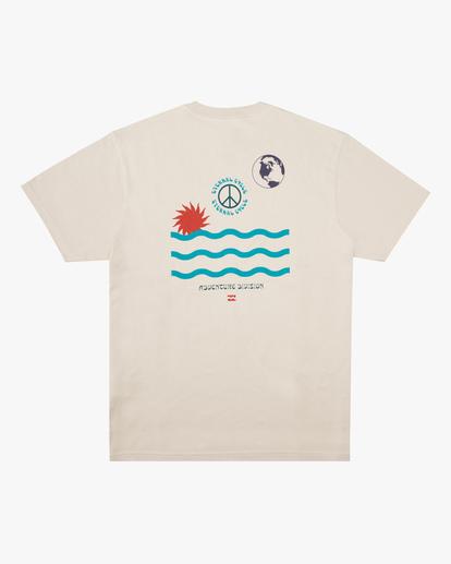 5 A/Div Dawn Short Sleeve T-Shirt Multicolor ABYZT00597 Billabong