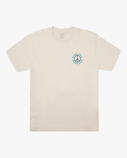 4 A/Div Dawn Short Sleeve T-Shirt Multicolor ABYZT00597 Billabong