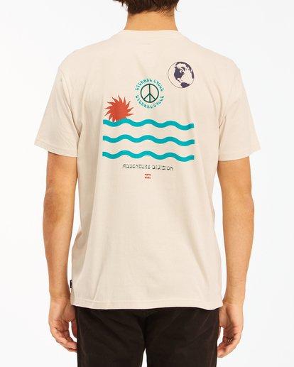 2 A/Div Dawn Short Sleeve T-Shirt Multicolor ABYZT00597 Billabong