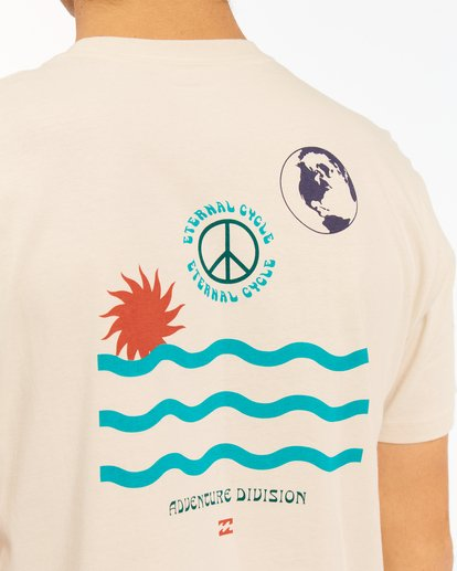 3 A/Div Dawn Short Sleeve T-Shirt Multicolor ABYZT00597 Billabong