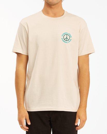 0 A/Div Dawn Short Sleeve T-Shirt Multicolor ABYZT00597 Billabong