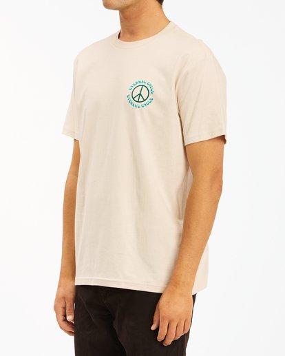 1 A/Div Dawn Short Sleeve T-Shirt Multicolor ABYZT00597 Billabong