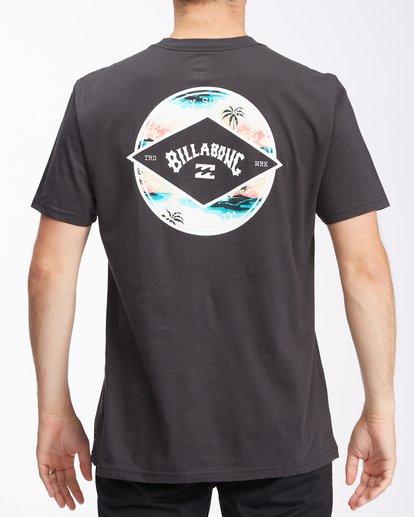 2 Rotor Arch Short Sleeve T-Shirt Black ABYZT00605 Billabong