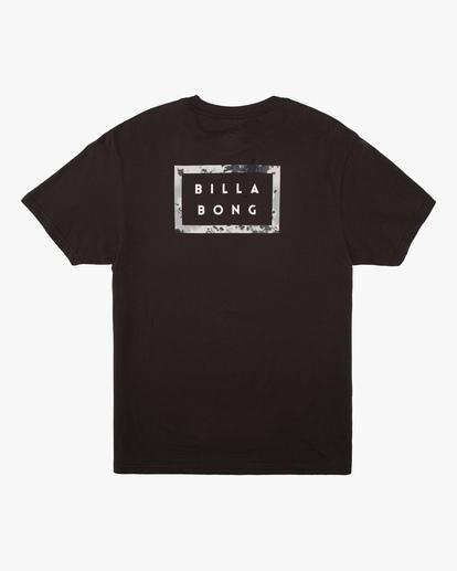 5 Diecut Short Sleeve T-Shirt Black ABYZT00606 Billabong