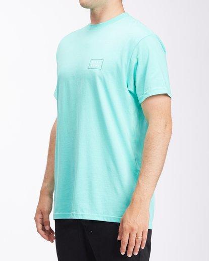 1 Diecut Short Sleeve T-Shirt Black ABYZT00606 Billabong