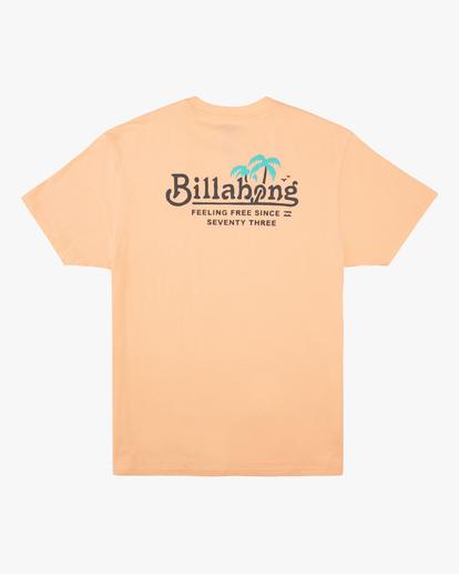 4 Lounge Short Sleeve T-Shirt Black ABYZT00609 Billabong