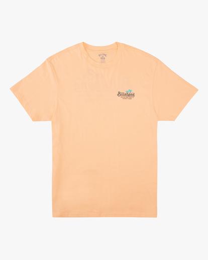 3 Lounge Short Sleeve T-Shirt Black ABYZT00609 Billabong