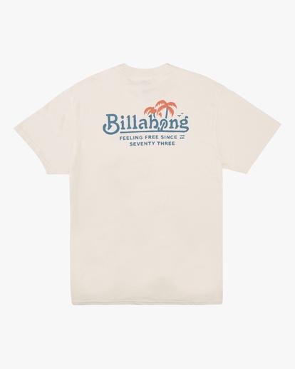 5 Lounge Short Sleeve T-Shirt White ABYZT00609 Billabong
