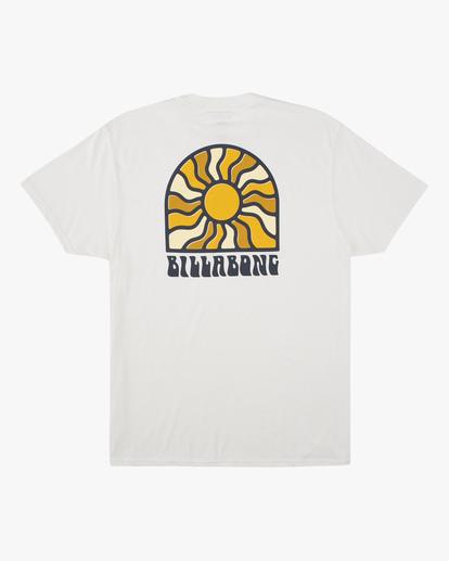5 Arch Sun Short Sleeve T-Shirt White ABYZT00611 Billabong