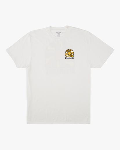4 Arch Sun Short Sleeve T-Shirt White ABYZT00611 Billabong