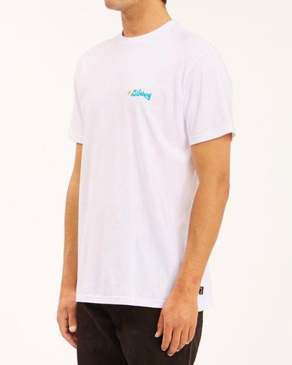 1 Peak Short Sleeve T-Shirt White ABYZT00614 Billabong