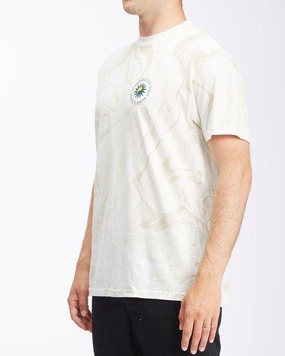 1 Magic Sun Short Sleeve T-Shirt White ABYZT00617 Billabong