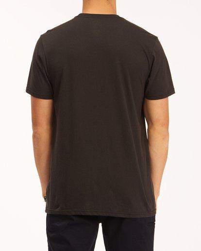 2 Spinner Pocket T-Shirt Black ABYZT00620 Billabong