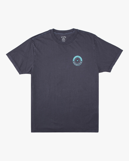 4 Rocker Wave Washed Short Sleeve T-Shirt White ABYZT00621 Billabong