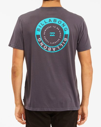 2 Rocker Wave Washed Short Sleeve T-Shirt White ABYZT00621 Billabong