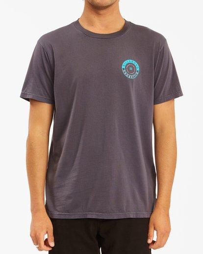 0 Rocker Wave Washed Short Sleeve T-Shirt White ABYZT00621 Billabong