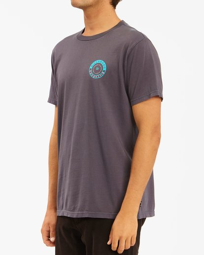1 Rocker Wave Washed Short Sleeve T-Shirt White ABYZT00621 Billabong