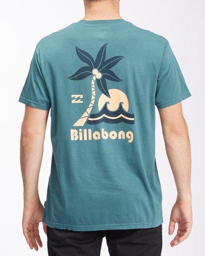 2 Lounge Wave Washed Short Sleeve T-Shirt Orange ABYZT00622 Billabong