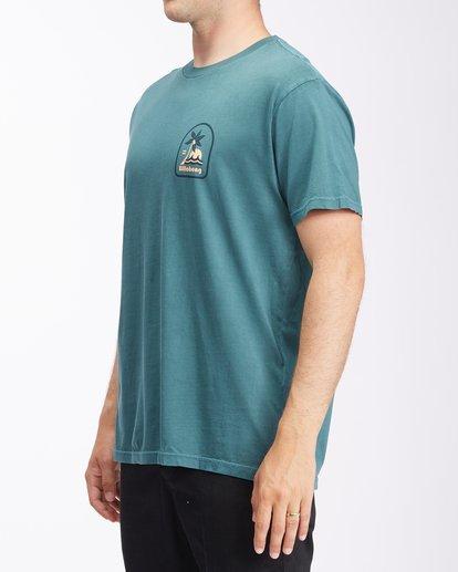 1 Lounge Wave Washed Short Sleeve T-Shirt Orange ABYZT00622 Billabong