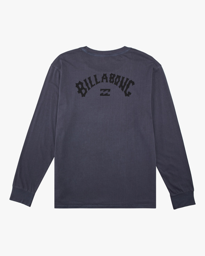 6 Archwave Wave Washed Long Sleeve T-Shirt White ABYZT00629 Billabong