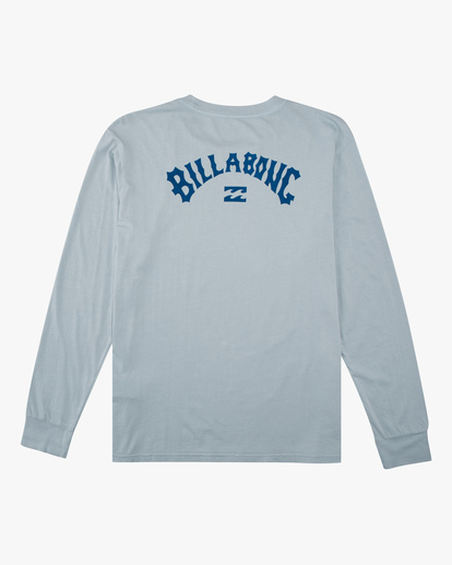 6 Archwave Wave Washed Long Sleeve T-Shirt Orange ABYZT00629 Billabong