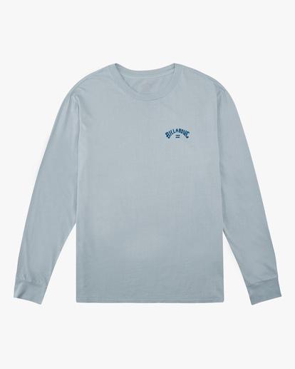 5 Archwave Wave Washed Long Sleeve T-Shirt Orange ABYZT00629 Billabong