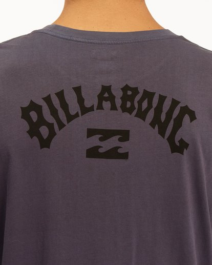3 Archwave Wave Washed Long Sleeve T-Shirt White ABYZT00629 Billabong