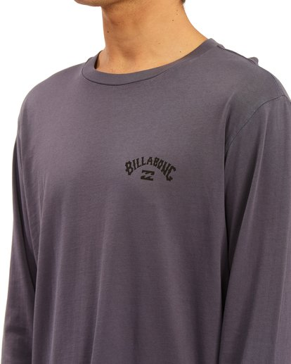 4 Archwave Wave Washed Long Sleeve T-Shirt White ABYZT00629 Billabong