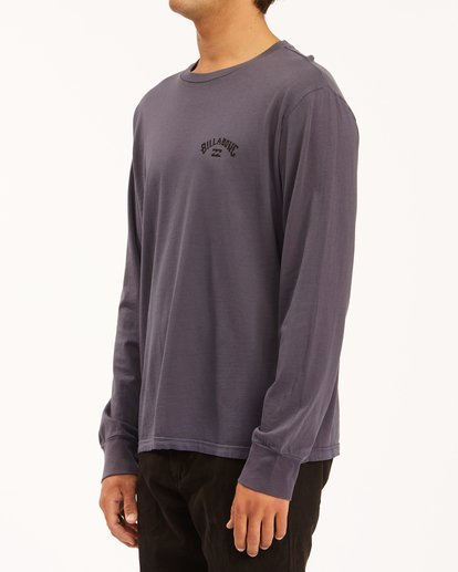 1 Archwave Wave Washed Long Sleeve T-Shirt White ABYZT00629 Billabong