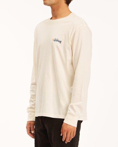 1 Peak Wave Washed Long Sleeve T-Shirt White ABYZT00631 Billabong