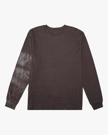 4 Sun Burn Tie-Dye Long Sleeve T-Shirt White ABYZT00632 Billabong
