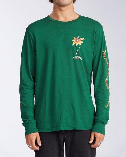 0 Mele Kalikimaka Long Sleeve T-Shirt Grey ABYZT00642 Billabong