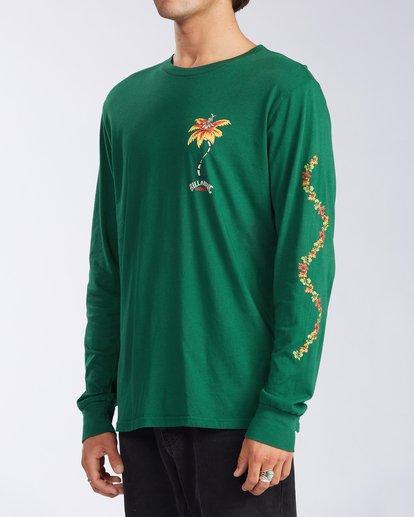 1 Mele Kalikimaka Long Sleeve T-Shirt Grey ABYZT00642 Billabong