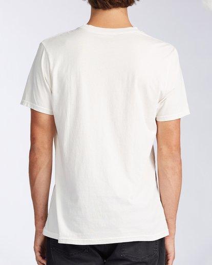 2 Grinch Stitch Short Sleeve Pocket T-Shirt White ABYZT00645 Billabong