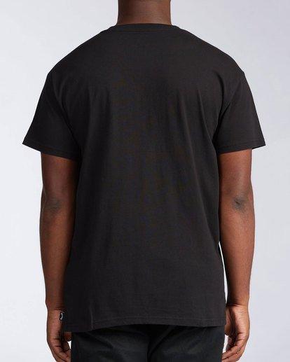 3 Celestial Short Sleeve T-Shirt Black ABYZT00650 Billabong