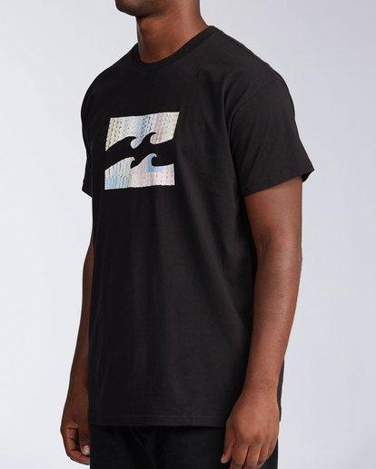 2 Celestial Short Sleeve T-Shirt Black ABYZT00650 Billabong