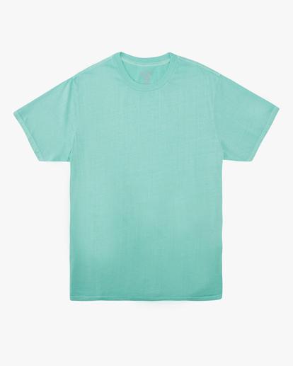 3 Essential Short Sleeve Wave Washed T-Shirt Black ABYZT00652 Billabong