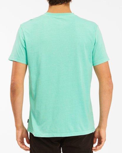 2 Essential Short Sleeve Wave Washed T-Shirt Black ABYZT00652 Billabong
