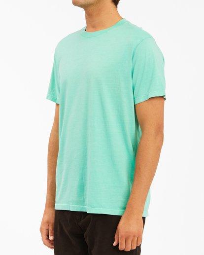 1 Essential Short Sleeve Wave Washed T-Shirt Black ABYZT00652 Billabong