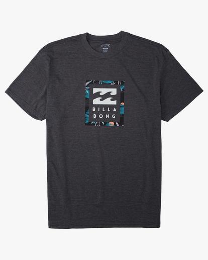 6 Vista Short Sleeve T-Shirt Black ABYZT00653 Billabong