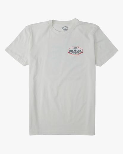 5 Hacienda Short Sleeve T-Shirt White ABYZT00655 Billabong