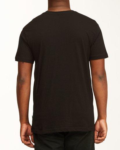 2 Inverse Photo Short Sleeve T-Shirt Black ABYZT00657 Billabong