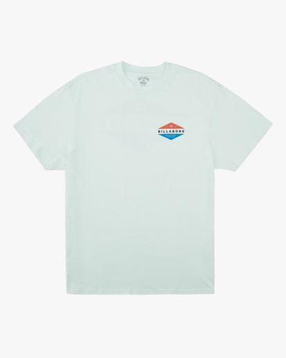 4 Level Short Sleeve T-Shirt Multicolor ABYZT00673 Billabong