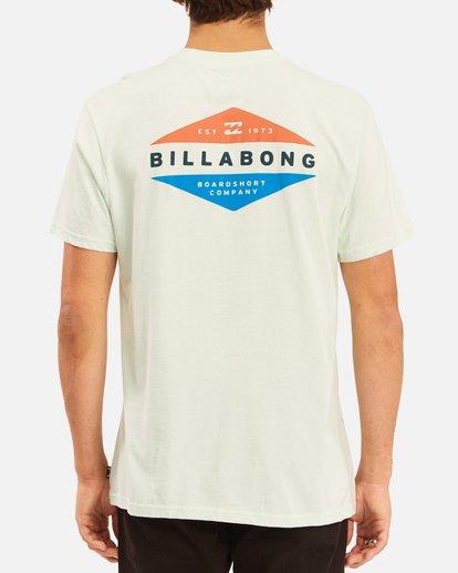 2 Level Short Sleeve T-Shirt Multicolor ABYZT00673 Billabong