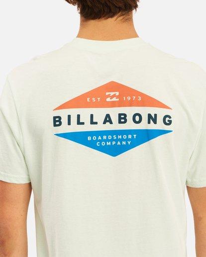 3 Level Short Sleeve T-Shirt Multicolor ABYZT00673 Billabong